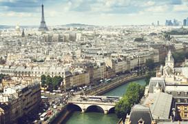 Backpackerreise nach Paris buchen