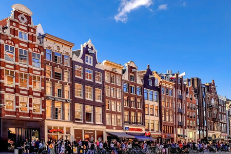 Wochenendreise Amsterdam